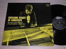 GIOVANNI FENATI - IN CONCERTO - LP 33 GIRI ITALY APRIBILE / GATEFOLD