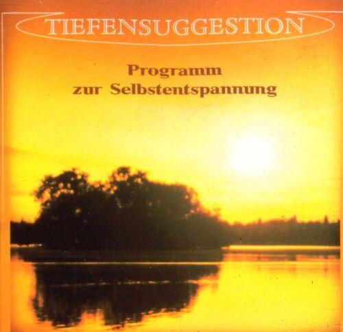 1 von 1 - Tiefensuggestion - Programm zur Selbstentspannung