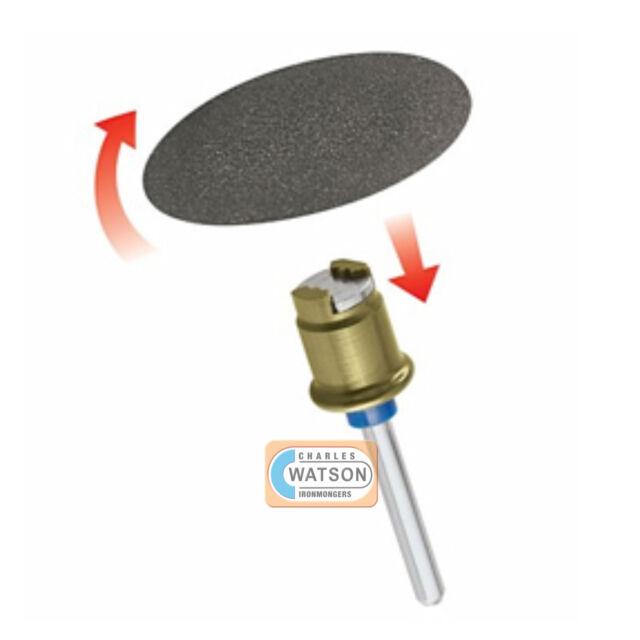 DREMEL Multi Tool Accessories SC413 EZ SpeedClic Sanding Disc Shaping MULTIPACK