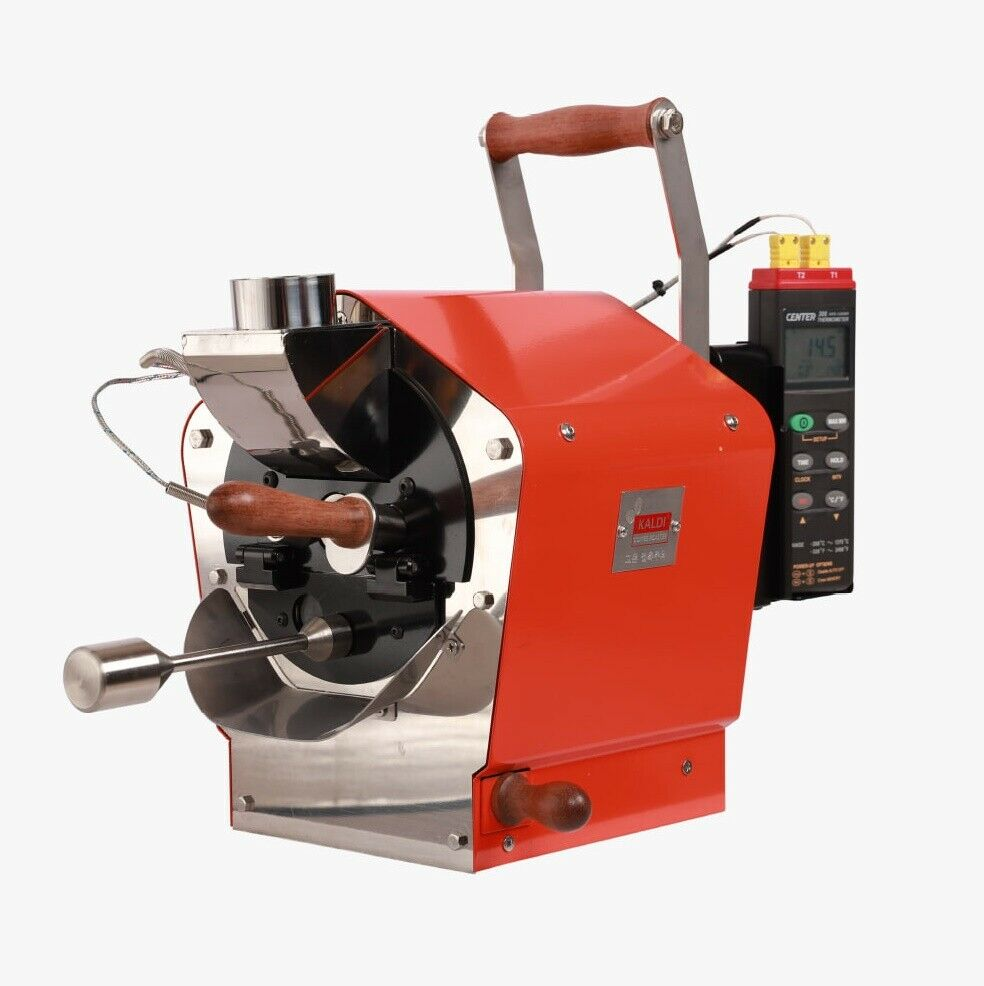 New Wide Coffee Bean Roaster Full Set Upgraded Version Home Cafe Kaldi