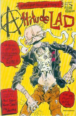 Attitude Lad # 1 (one-shot) (paul Tobin) (iconografix Usa, 1992) Ruf Zuerst
