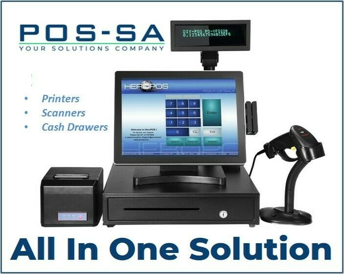 Rent a Full Point of Sale System
