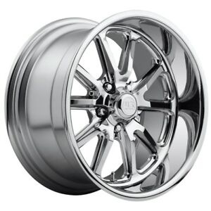 17x8-Us-Mag-Rambler-U110-5x4-5-et1-Chrome-Wheels-Set-of-4