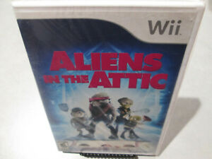 Aliens-in-the-Attic-Nintendo-Wii-Brand-New-Factory-Sealed-Wii-U