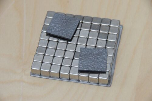 2 pcs. Pyrolytic Graphite for Magnetic Levitation,1 18x18x1mm $ 118x18x0.6mm