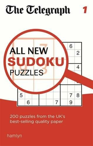 1 of 1 - The Telegraph All New Sudoku Puzzles 1 (The Telegraph Puzzle Books),THE TELEGRA