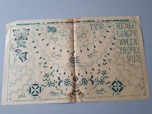 Revue-ancienne-patron-pour-broderie-034-petit-echo-de-la-mode-fev-1913