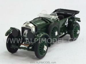 Bentley Speed Six $4 Winner Le Mans 1930 Barnato-Kidston 1:43 Brumm R099-UPD13
