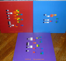 """*<* 3 COLDPLAY UNPLAYED MINT AUDIOPHILE """"SPEED OF SOUND/WHAT IF/HARDEST PART""""!"""