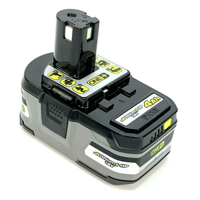 Ryobi P192 One+ 18V 4Ah Extended Capacity Lithium+ HP Battery Pack | Tested