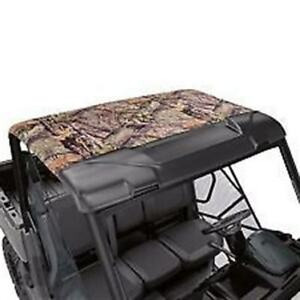 Can Am Defender Max Mossy Oak Country Camo Bimini Roof