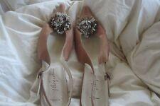 Henry Beguelin kitten heels slingbacks 40 sz 9