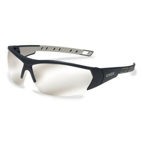Uvex I-Works 9194-885 Unisex Glasses Sport Style UV Protection Silver Mirror