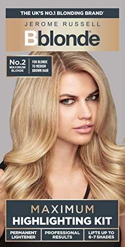JEROME RUSSELL BBLONDE Permanent Colour, No. 2 Highlight