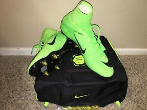 Nike Mercurial Flyknit Superfly V SG Pro ACC Anti-Clog Soccer Cleats ... a74501e26ad96