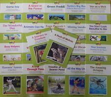 DRA2 Developmental Reading Assessment K-3 Grade K 1st 2nd 3rd 22 Books Readers