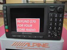 MERCEDES BENZ ML350 ML320 COMAND RADIO W/O NAVIGATION AND 3 MONTHS WARRANTY