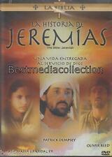 SEALED - La Historia De Jeremias DVD NEW Coleccion La Biblia BRAND NEW