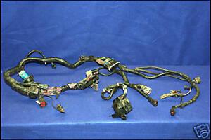 2003 2004 03 04 FORD MUSTANG 4.6 ECU ENGINE WIRING HARNESS 5 SPEED | eBayeBay
