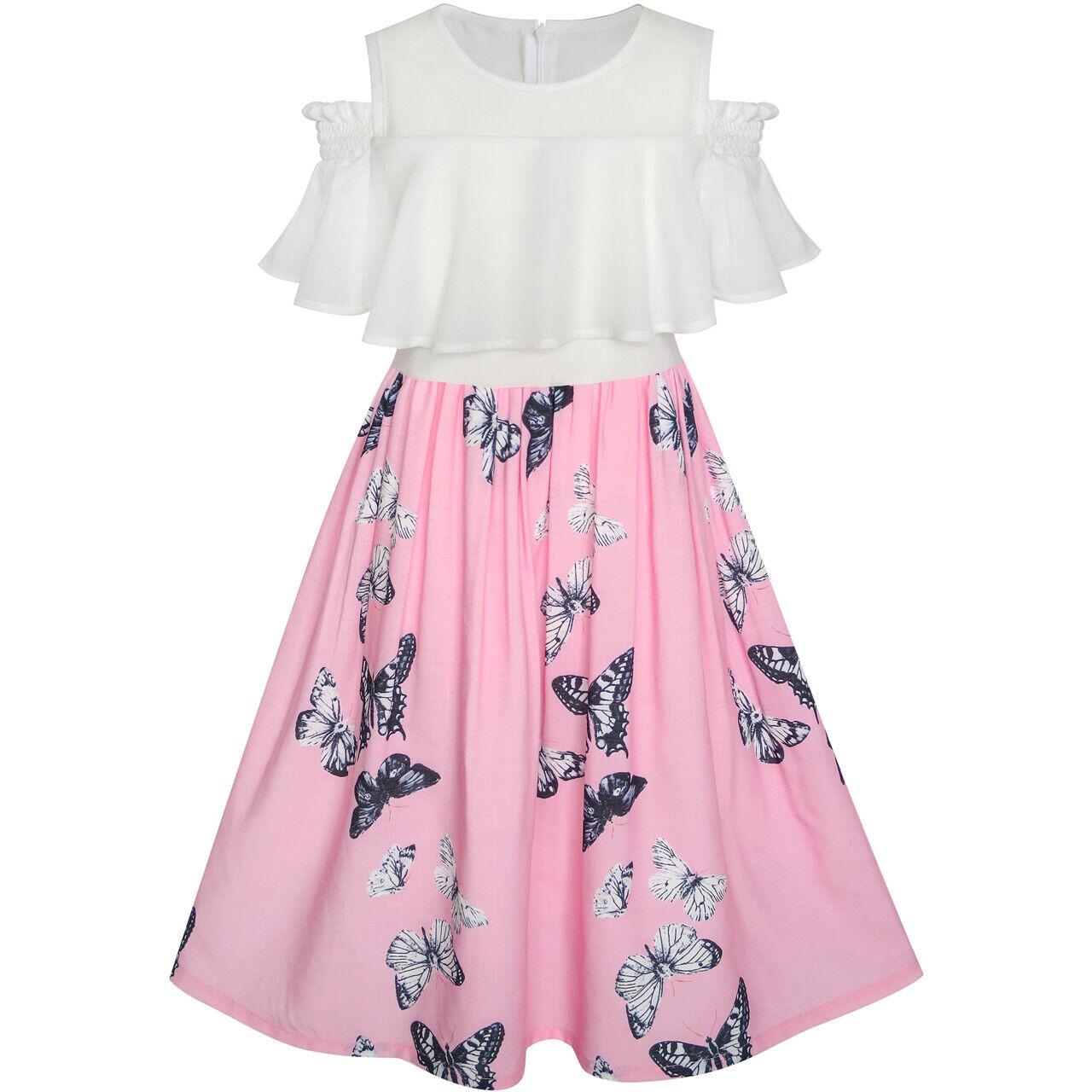 Sizes 6-14 Dress Like Flo Girls Cheetah Print Skirt
