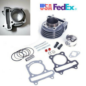 For-139QMB-GY6-50cc-100cc-Chinese-Scooter-50mm-Big-Bore-Cylinder-Rebuild-Kit