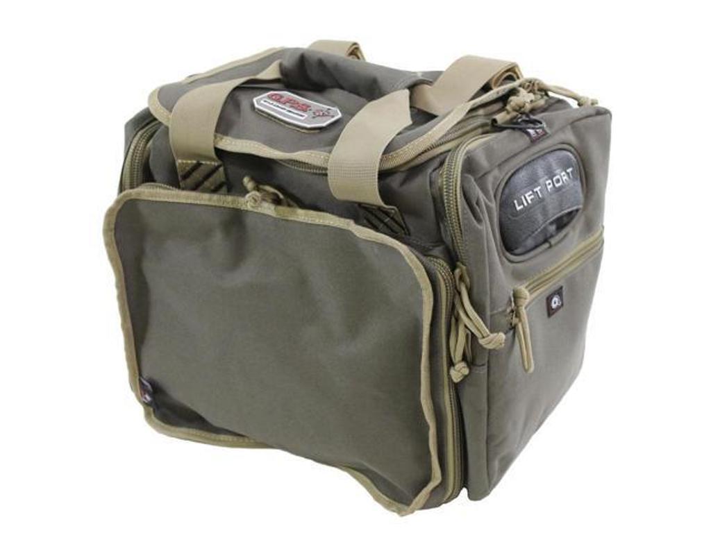 GPS 1411MRBRK MEDIUM RANGE BAG W  VISUAL ID STORAGE  (RIFLE KHAKI)  fishional store for sale