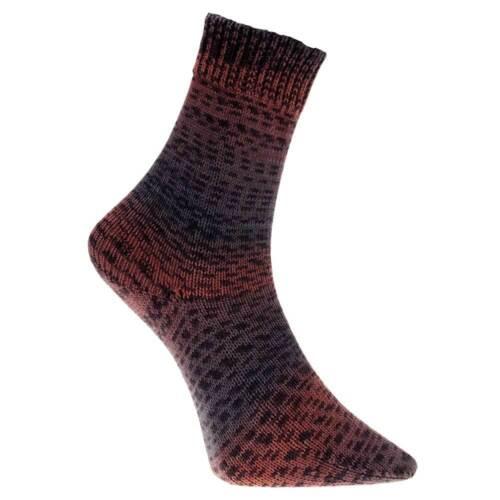 Comfort Sockenwolle 6-fach von H /& W Six Mix 150 g Farbe 1966-08