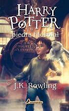 Harry Potter y la Piedra Filosofal (Harry 01) by J. K. Rowling (2015, Paperback)