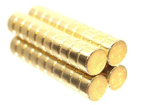 günstige Magnete Supermagnete Haltemagnete Haushaltsmagnete 10x 5 mm Neodym
