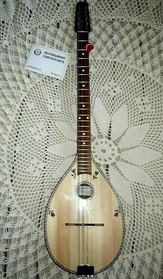 BULGARIAN TAMBOURA Tambura Professional hand made string instrument NEW