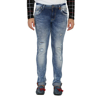 LAWMAN Men's SLIM FIT ROCK STONE JEANS(LAWMAN_Men's_SLIM FIT_JEANS)