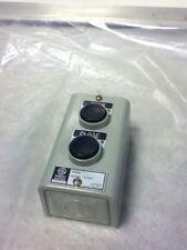 2 NIB GE CR2943NA102D forward reverse pushbutton station