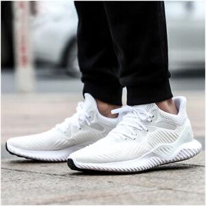 1b6ef1baf3ec4 Image is loading adidas-Alphabounce-Beyond-White-AC8274-Running-Shoes-Men-
