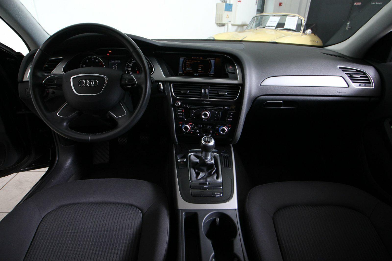 Audi A4 TFSi 120