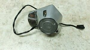 98 Harley Davidson FXDL Dyna Low Rider engine cover pickup coil housing cam