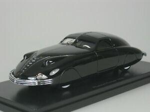 PHANTOM-CORSAIR-CONCEPT-CAR-1938-SCHWARZ-1-43-NEO-46685-NEU