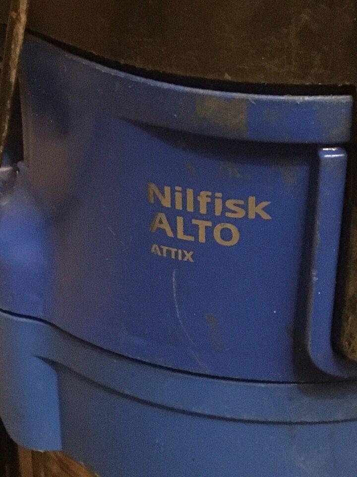 Andet, Nilfisk Alto Attix