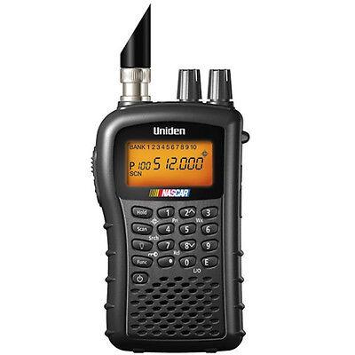 Uniden BC72XLT Handheld Scanner Black