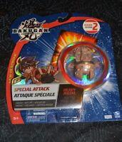 Bakugan Battle Brawlers Heavy Metal Special Attack Subterra Alpha Hydranoid