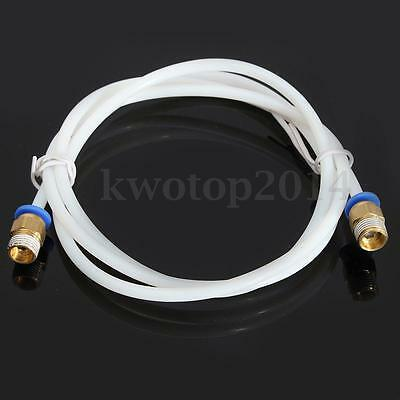 1M PTFE Bowden 1.75/3mm Tube Reprap For 3D Printer Long-distance J-head Hotend