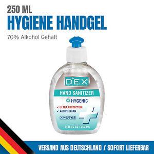 Desinfektionsgel-Handdesinfektion-Reinigungsgel-250ml-Handdesinfektionsmittel