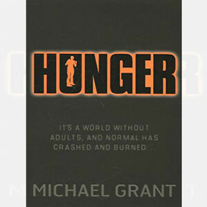 Hunger-The-Gone-Series-Book-By-Michael-Grant-NEW-BRAND