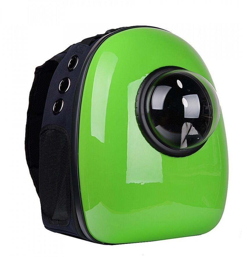 Upet U-pet Innovative Pet Carriers Green