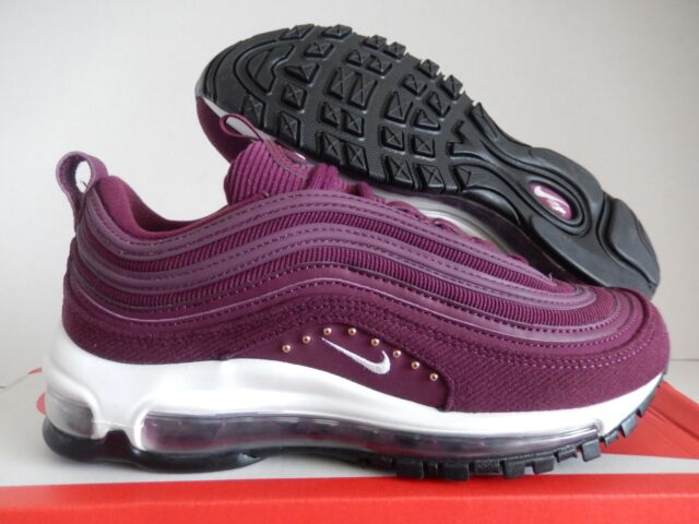 e6637459a8 Nike W Air Max 97 SE Corduroy Bordeaux/white-black Women's Aq4137 ...