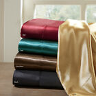 Madison Park Essentials Satin 6 Piece Sheet Set