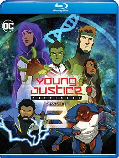YOUNG JUSTICE OUTSIDERS: CO...-YOUNG JUSTICE OUTSIDERS:  (US IMPORT) Blu-Ray NEW