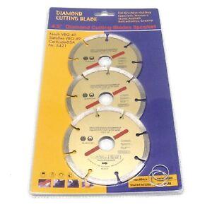 Mortar-Raking-Disc-Diamond-Pointing-Raker-Disc-115mm-4-5-034-Angle-Grinder-Blade