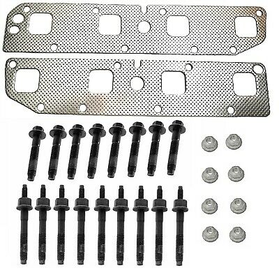 For Ram 1500 2500 3500 Magnum Aspen Jeep 5 7l Exhaust Manifold Gasket Bolts Stud Ebay
