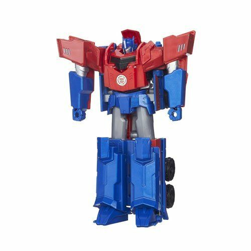 Transformers Robots in disguise mega Optimus Prime Action Figure