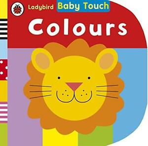 Baby-Touch-Colours-by-Ladybird-Board-book-Book-9780723275275-NEW